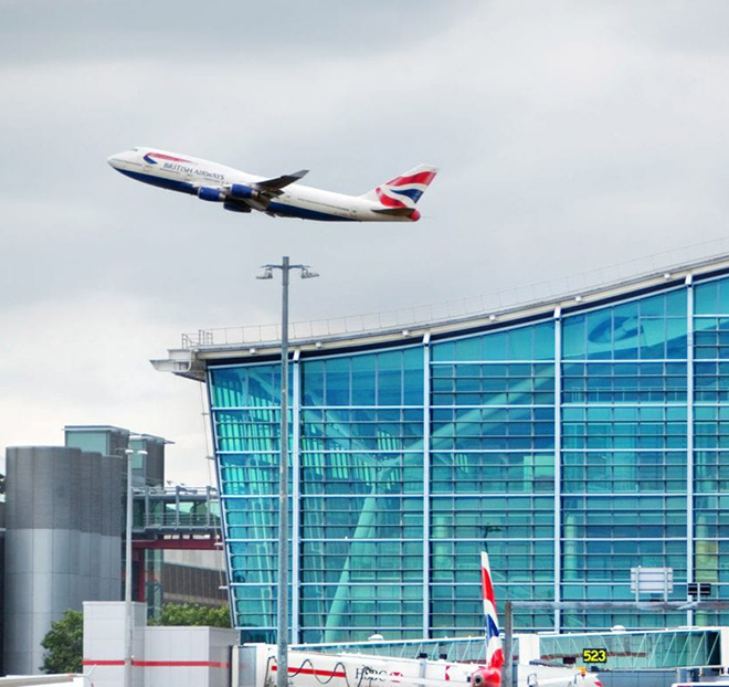 Heathrow To Birmingham Airport Taxi Transfer