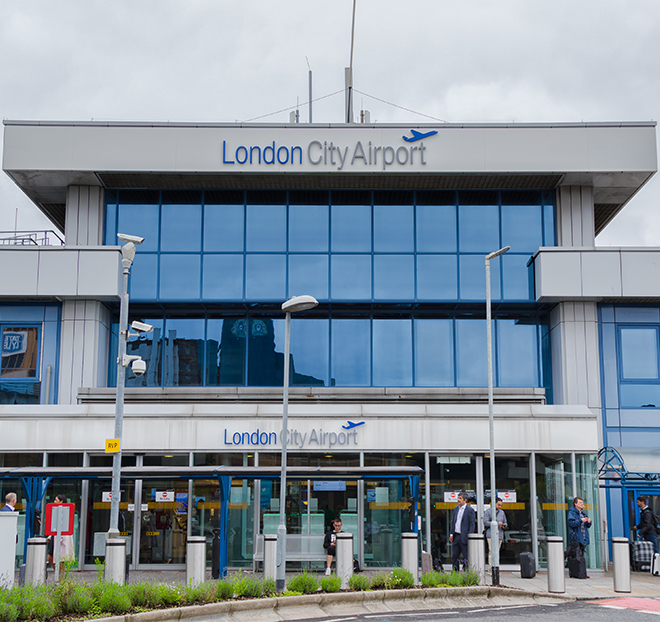 London City To East Midlands Airport Taxi Transfer